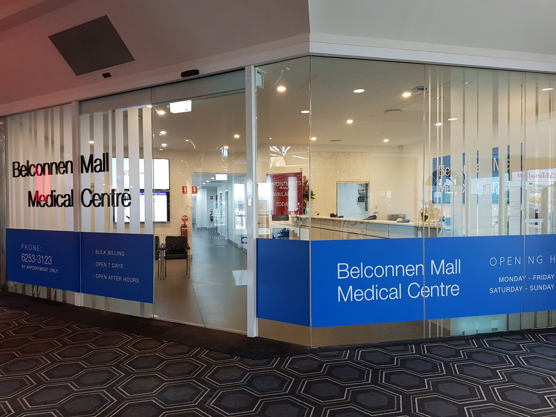 Belconnen Mall Medical