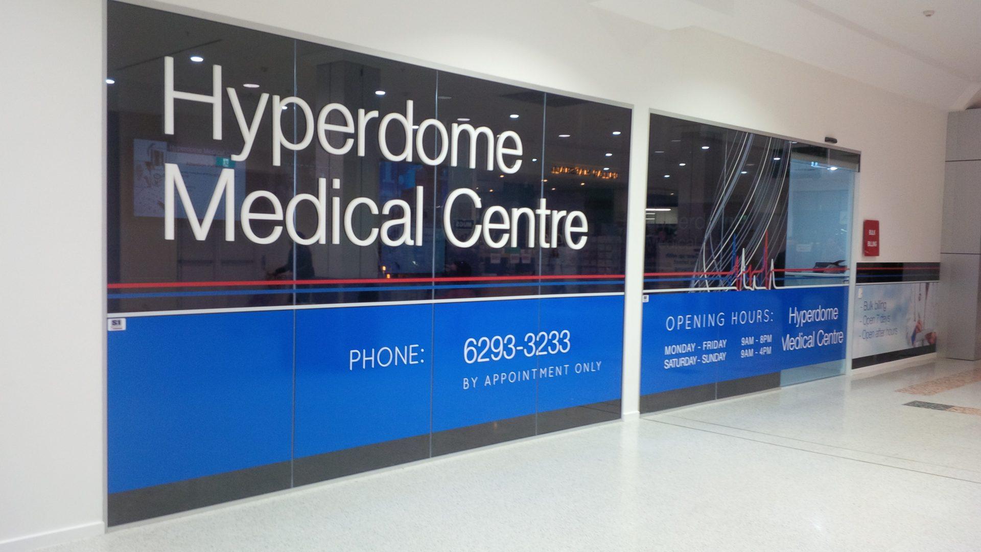 Hyperdome Medical