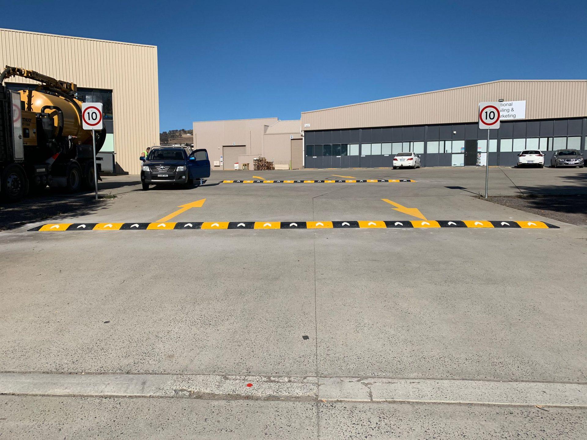 Car Park & Workplace Safety